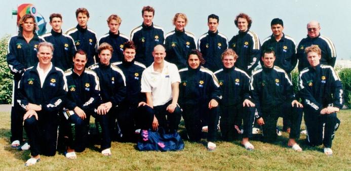 1995 AUS Junior team 3 001