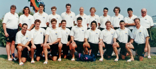 1995 AUS junior team 5 001