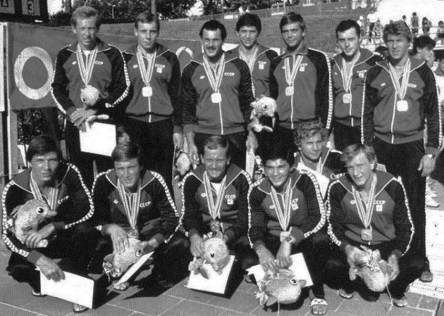 USSR  European champions1983