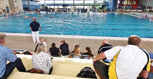 Ryde swimming pool