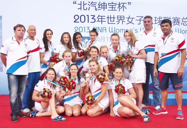 2013 WL Russian team