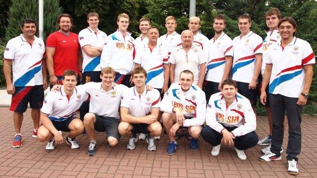Russian U20 (born 1993) team