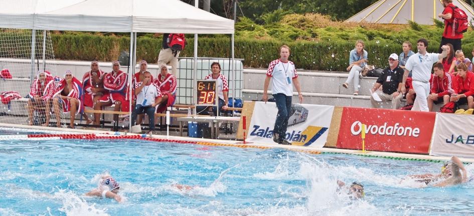 Croatia in action