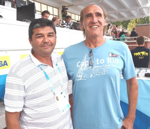 Erkin Shagaev & Tamas Farago